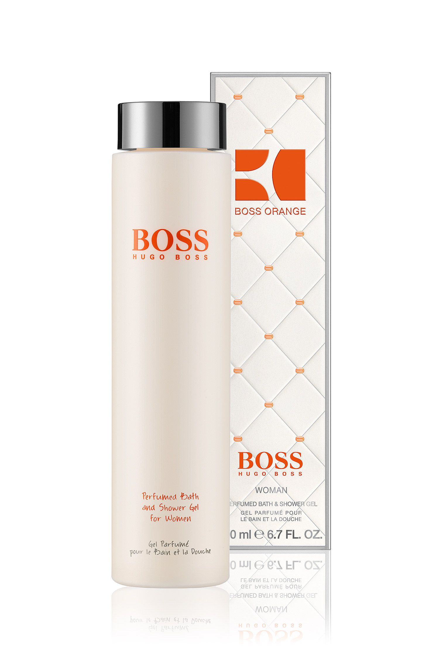 Gel douche BOSS Orange Woman 200 ml