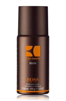 BOSS Orange Man Deospray 150 ml, Assorted-Pre-Pack
