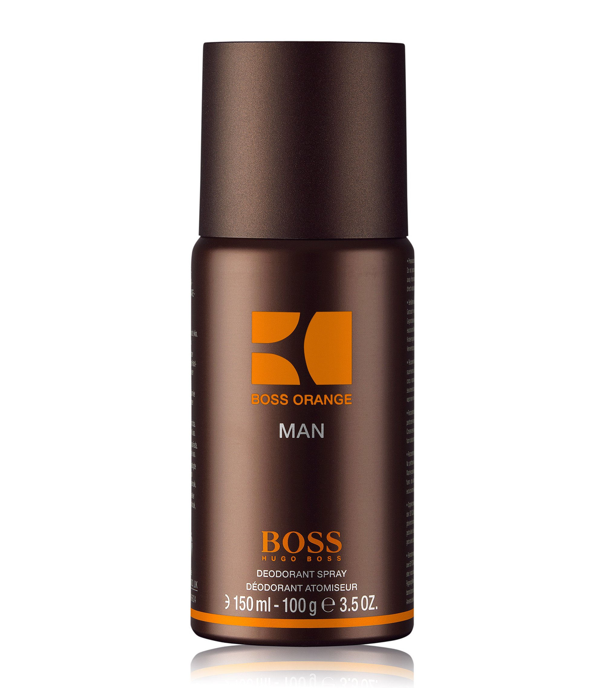 BOSS Orange Man Deospray 150 ml, Assorted-Pre-Pack