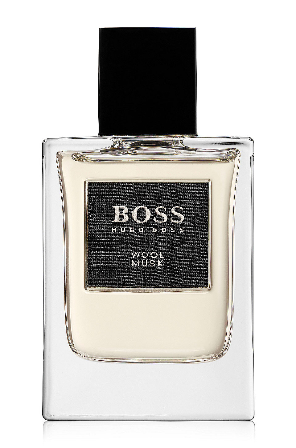 Boss Boss The Collection Wool Musk Eau De Parfum