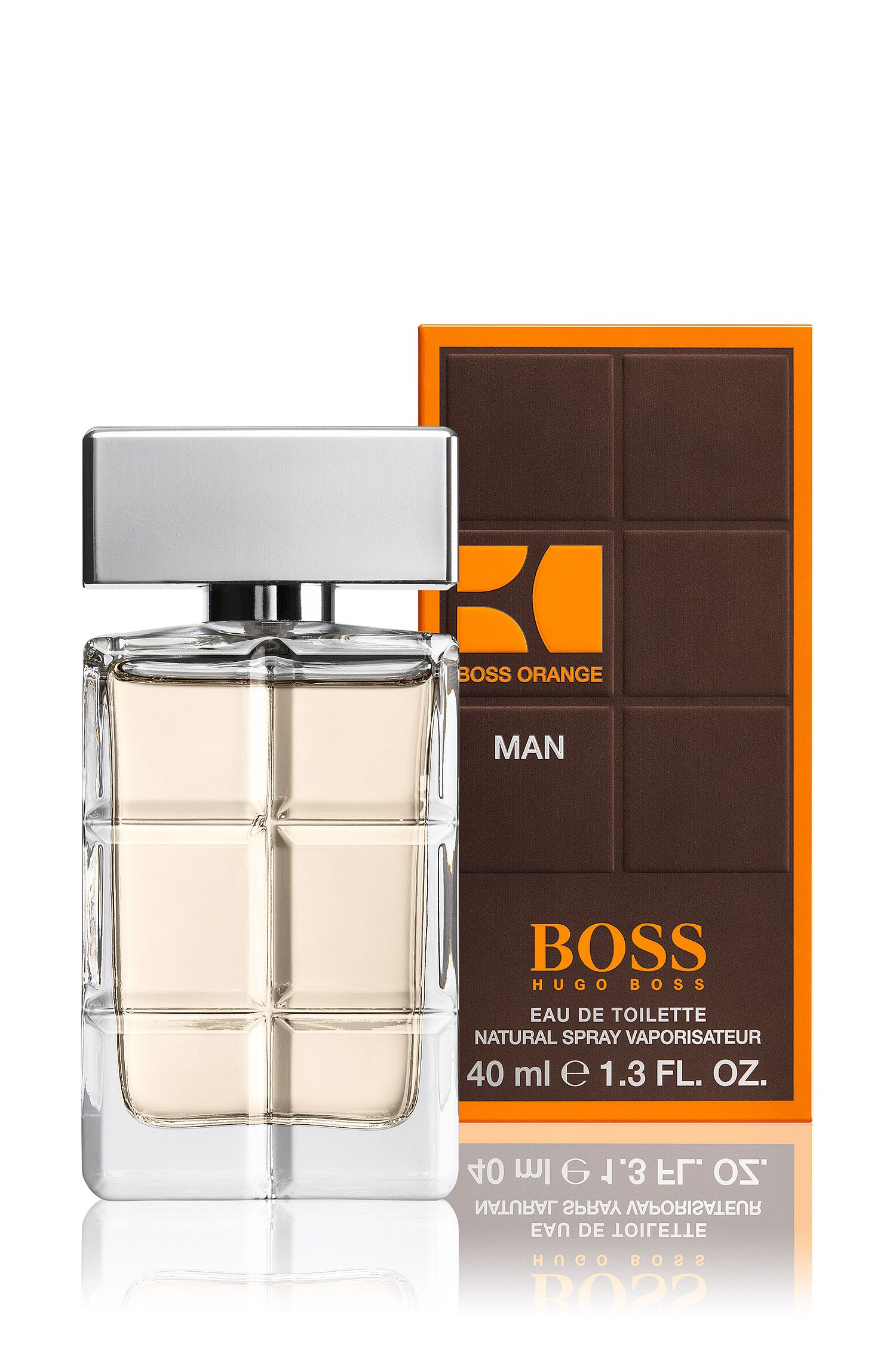 Eau de Toilette BOSS Orange Man, 40 ml