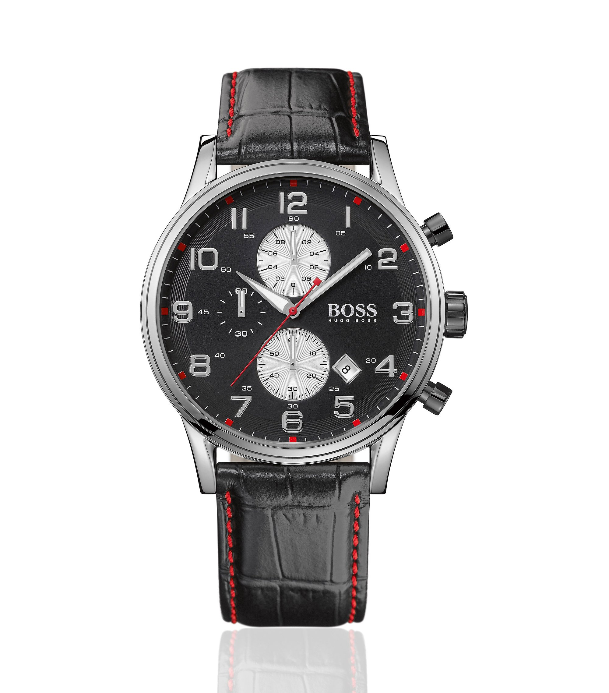 Montre chronographe aviateur, HB2006.1, Assorted-Pre-Pack