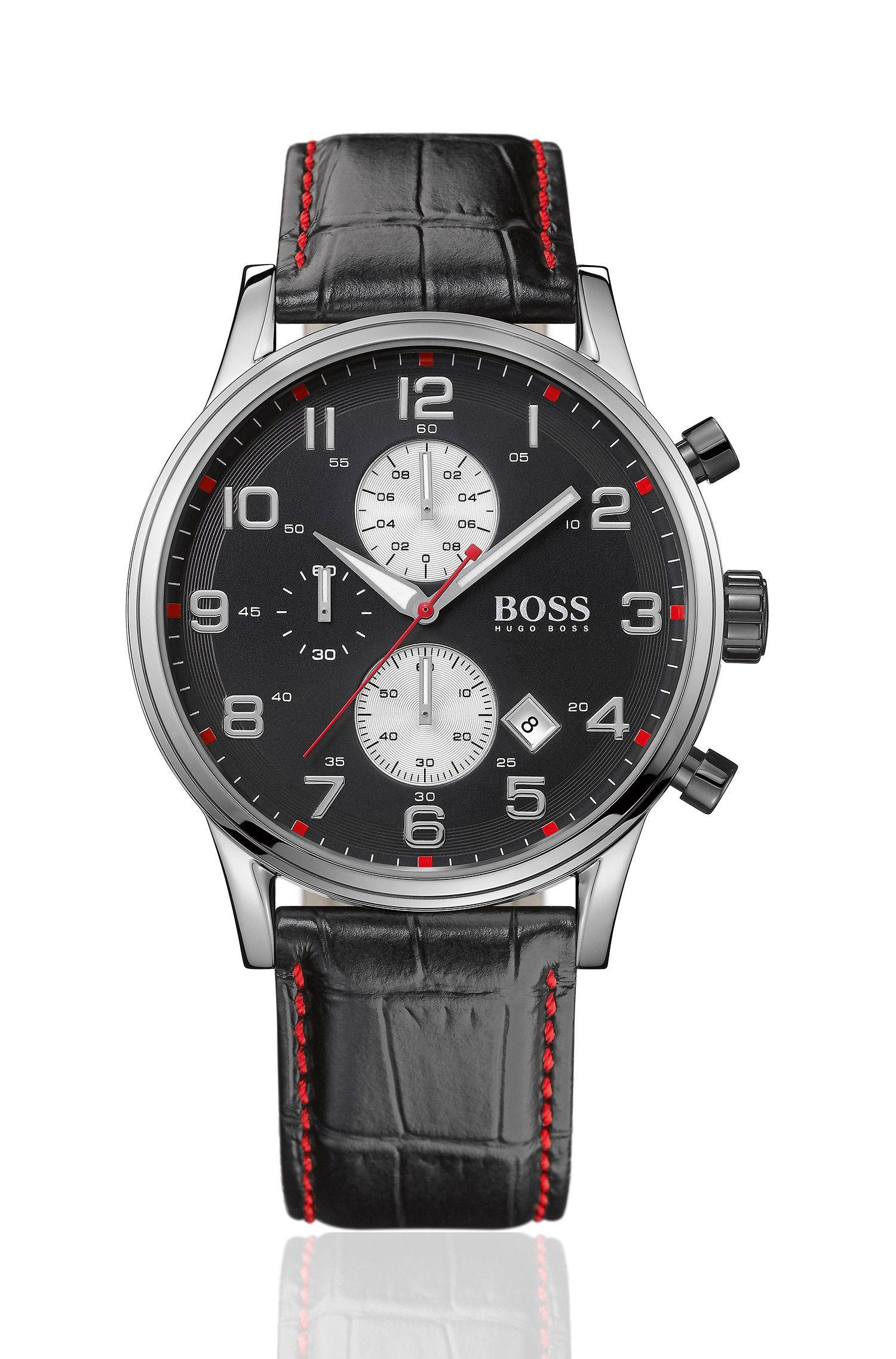 Klassischer Fliegerchronograph ´HB2006.1`