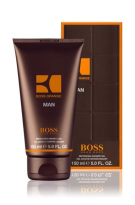 BOSS Orange Man Showergel 150 ml, Assorted-Pre-Pack