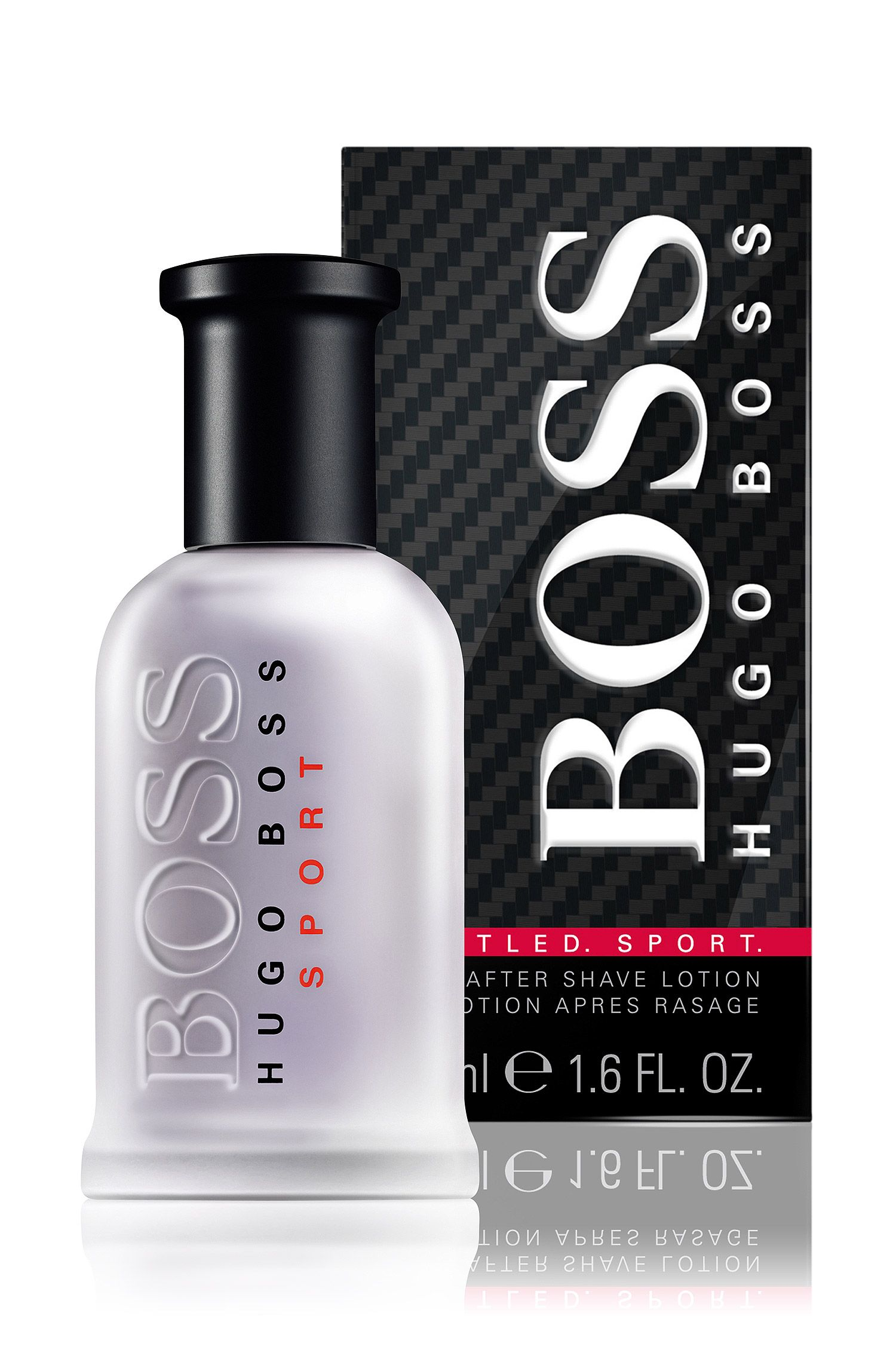 BOSS Bottled Sport Aftershave-Lotion 50 ml