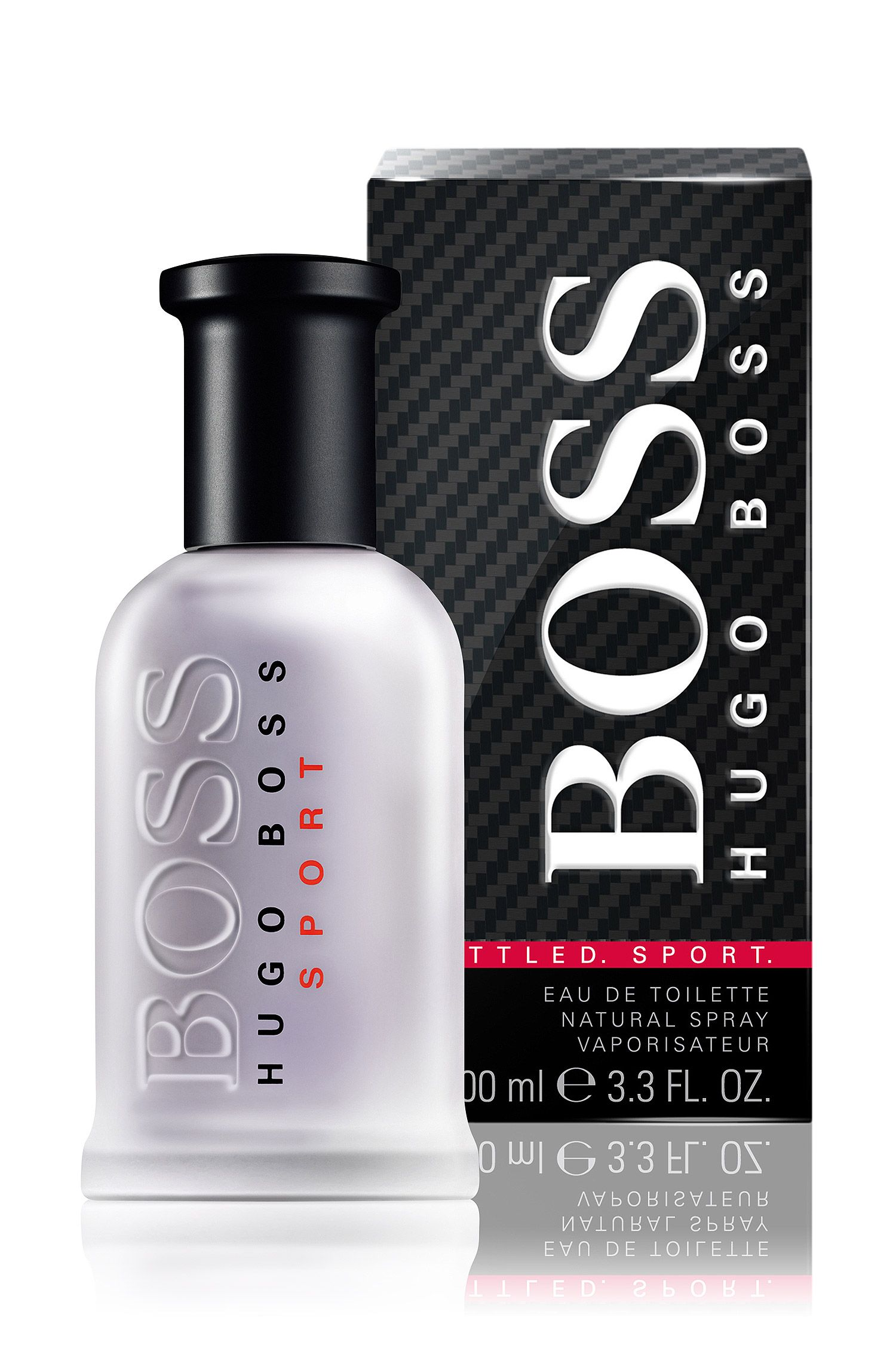BOSS Bottled Sport Eau de Toilette 100 ml