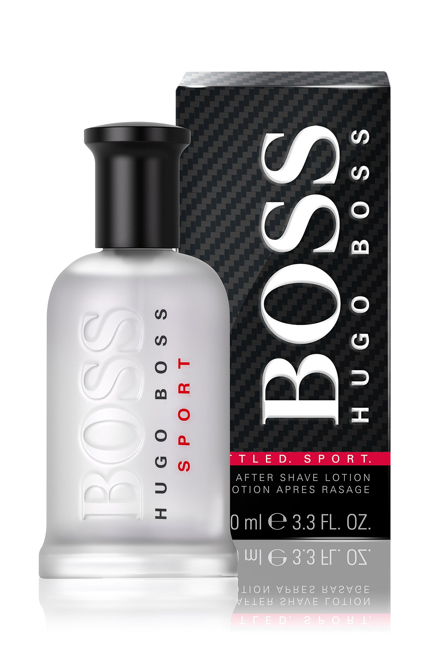 BOSS Bottled Sport Aftershave-Lotion 100 ml