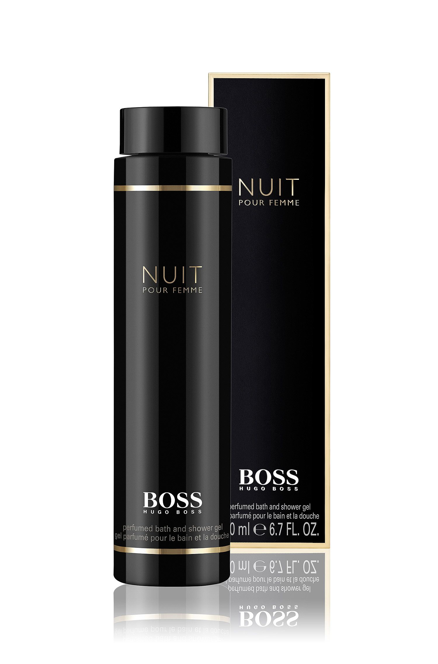 BOSS Nuit Showergel 200 ml