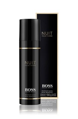 BOSS Nuit Deodorant Spray 150 ml, Assorted-Pre-Pack