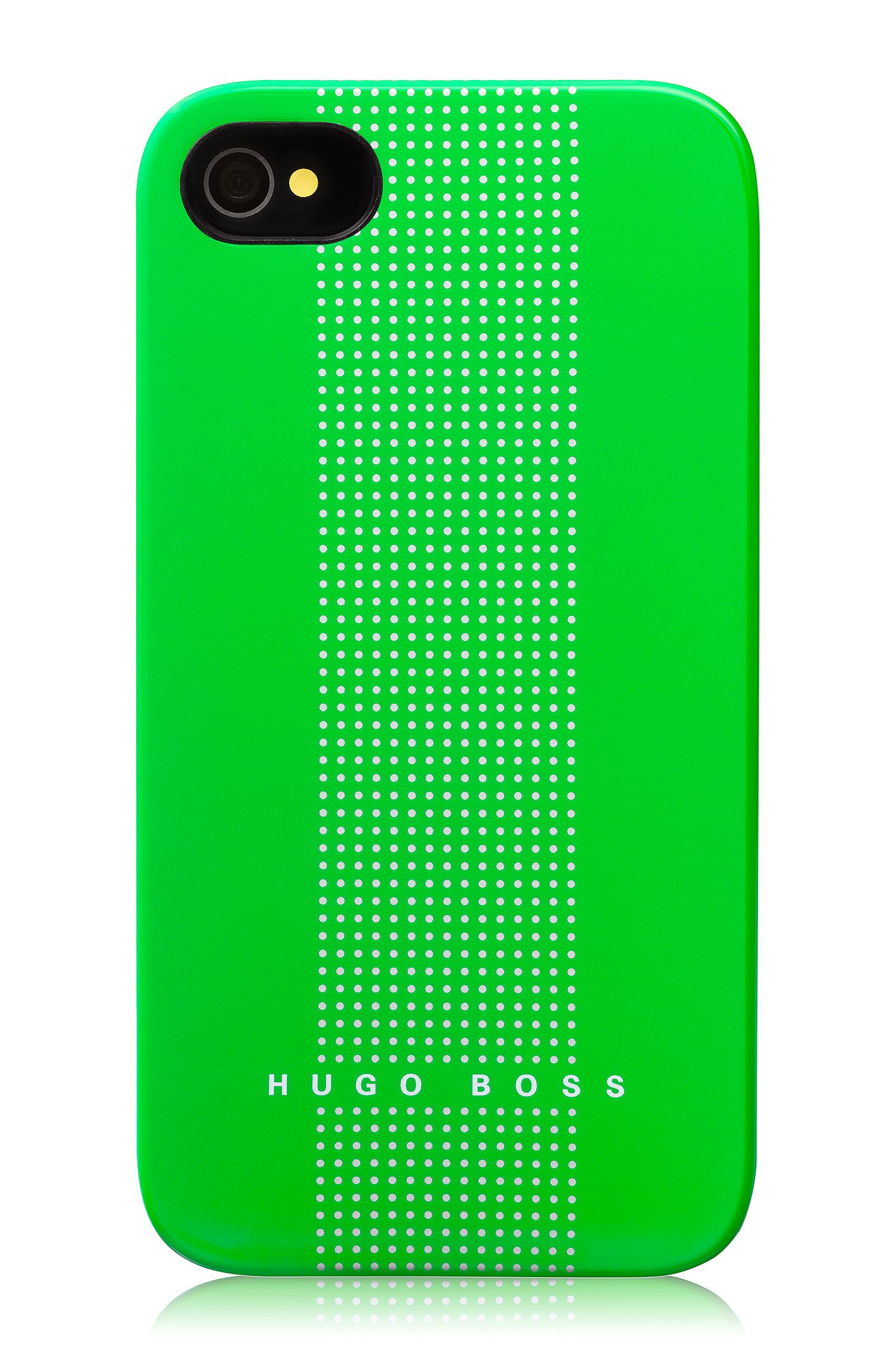 Hard Cover ´Dots Green` für iPhone 4/4S