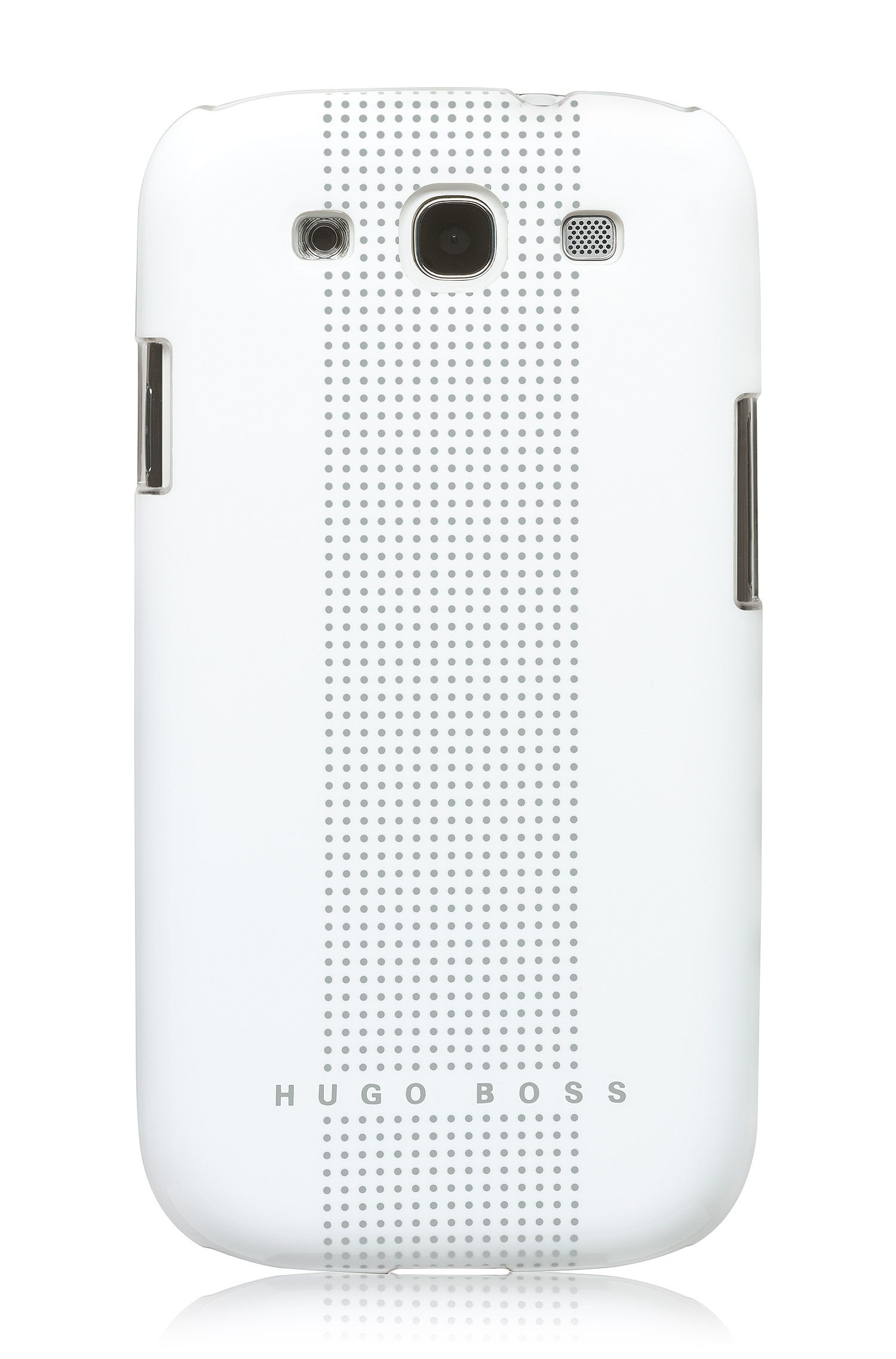 Hard Cover ´Dots White III`