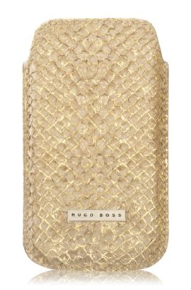iPhone Case ´Coral Gold` in limitierter Auflage, Khaki