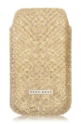 iPhone Case ´Coral Gold` in limitierter Auflage, Khaki