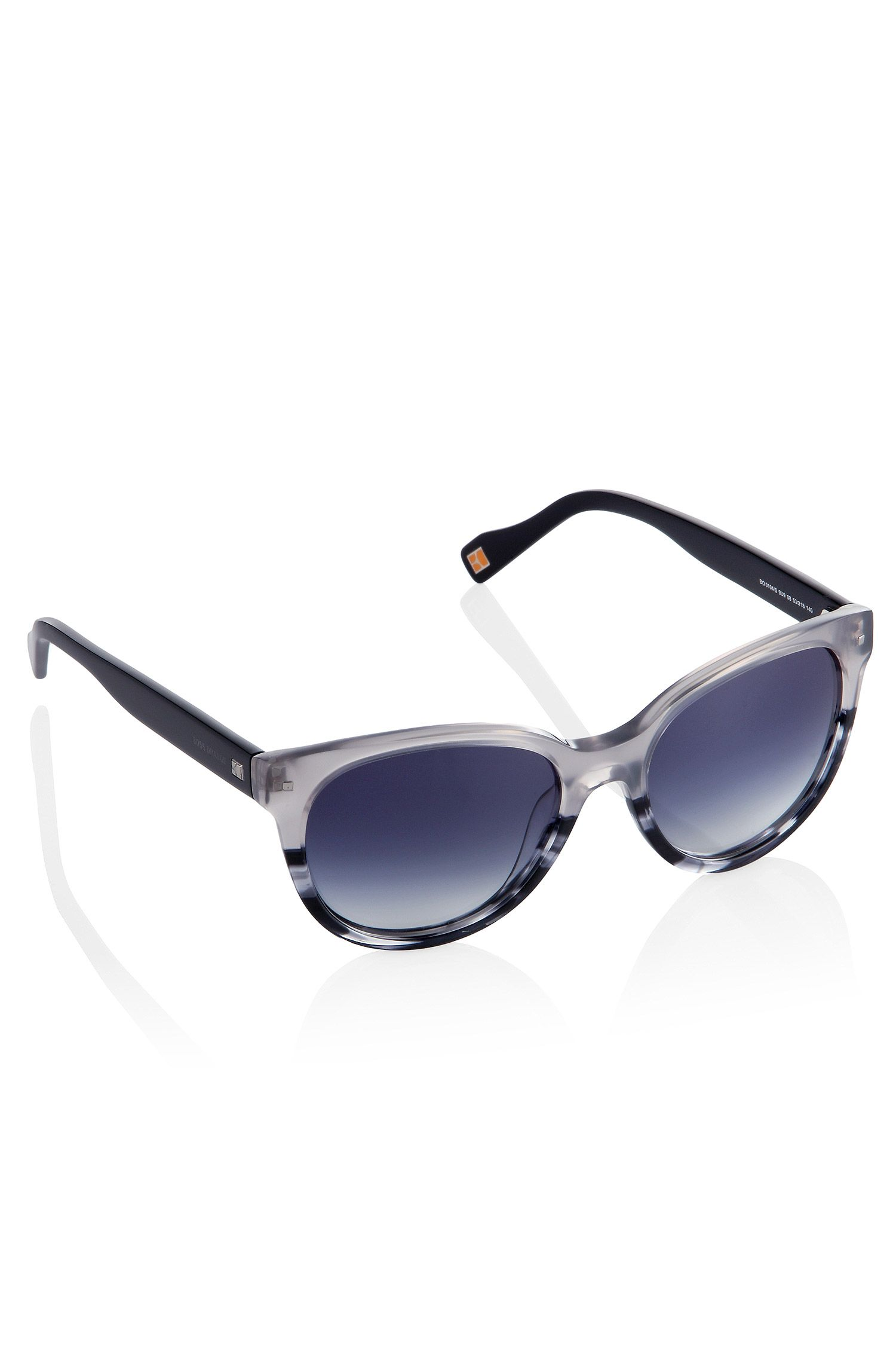Wayfarer-Sonnenbrille ´0104/S` mit Farbverlauf