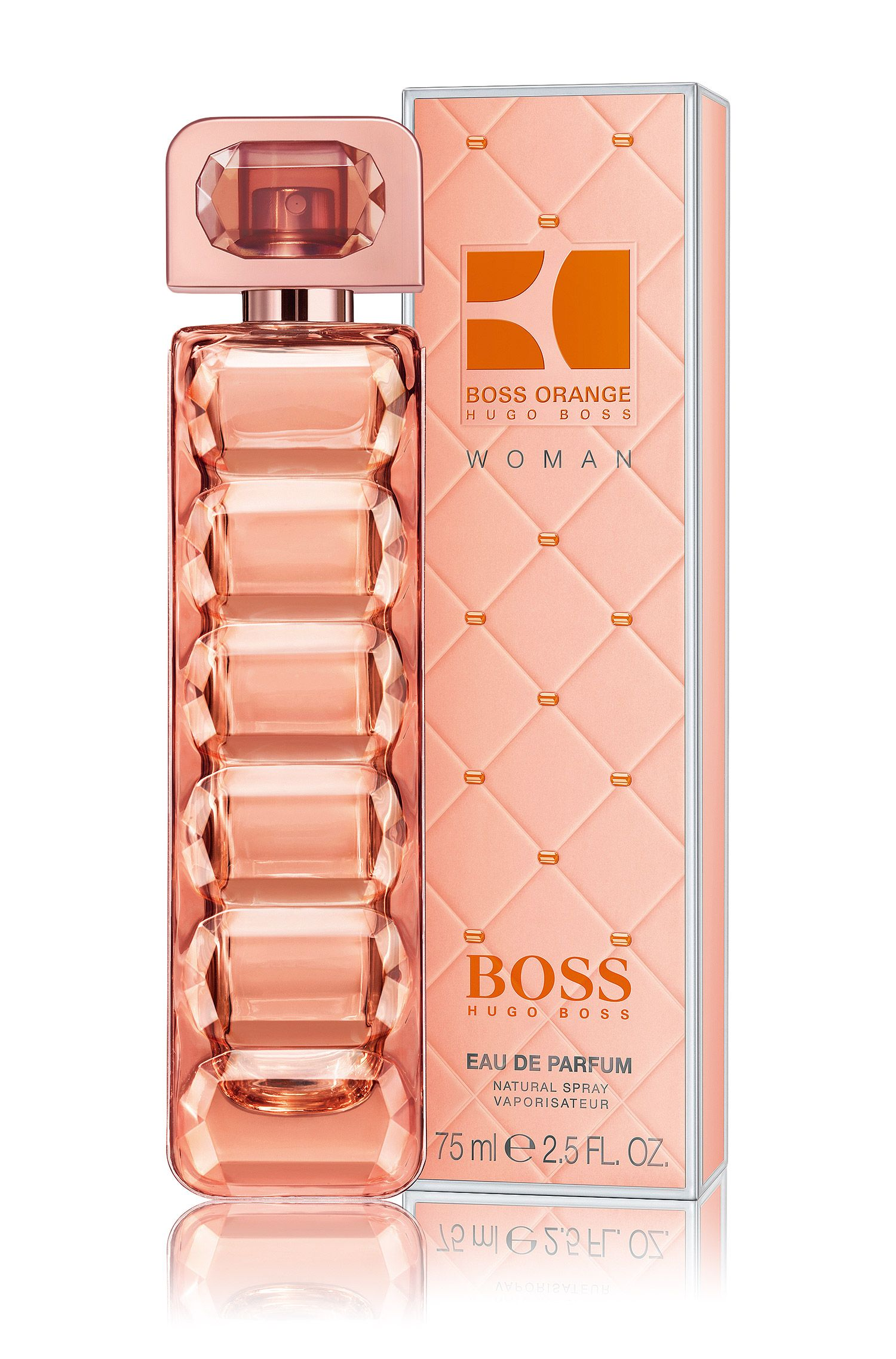 Eau de parfum BOSS Orange Woman 75 ml