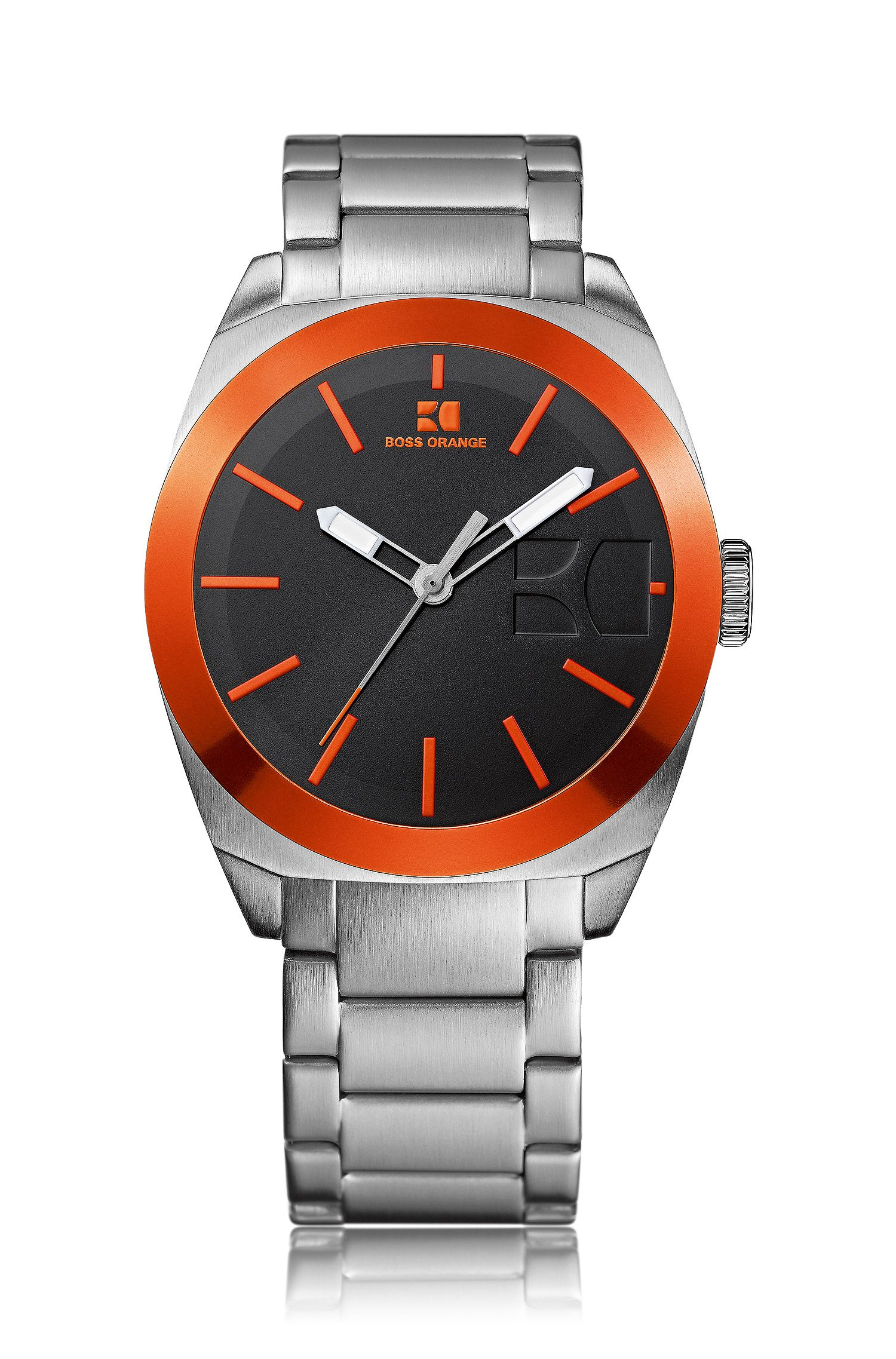 Armbanduhr ´HO300` aus Edelstahl