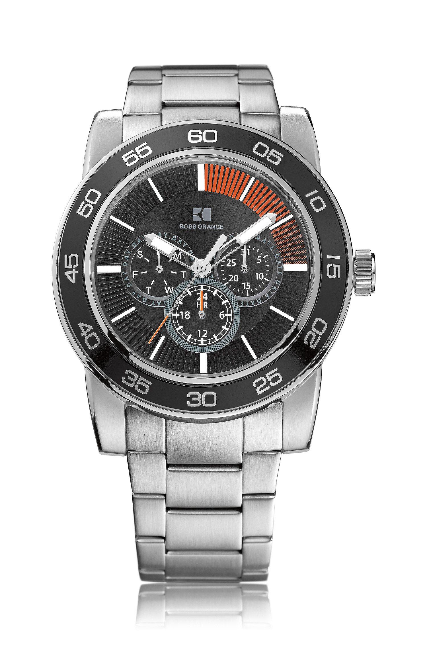 Armbanduhr ´HO303` mit Edelstahl-Armband