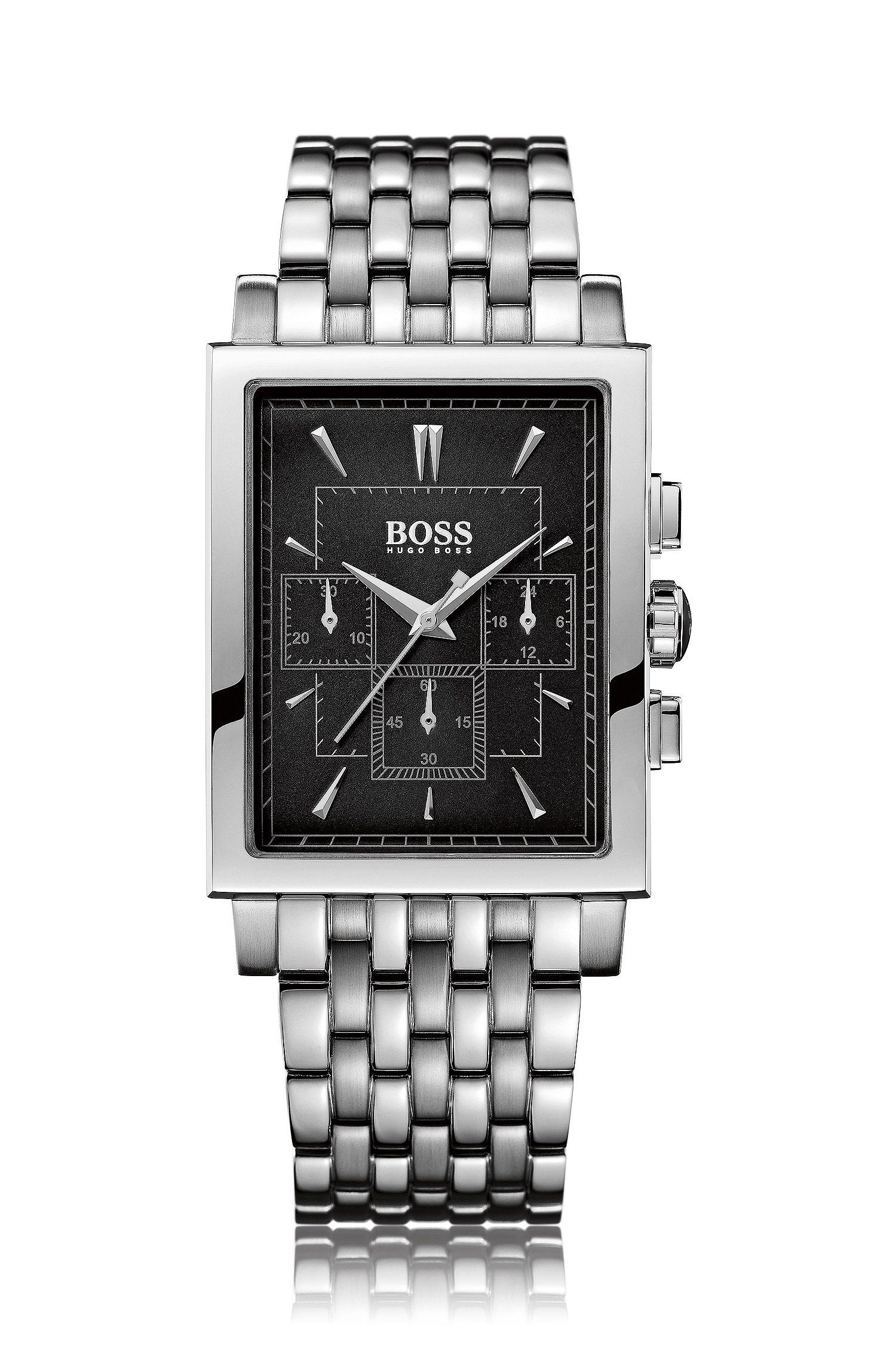 Montre chronographe à mouvement à quartz, HB1012
