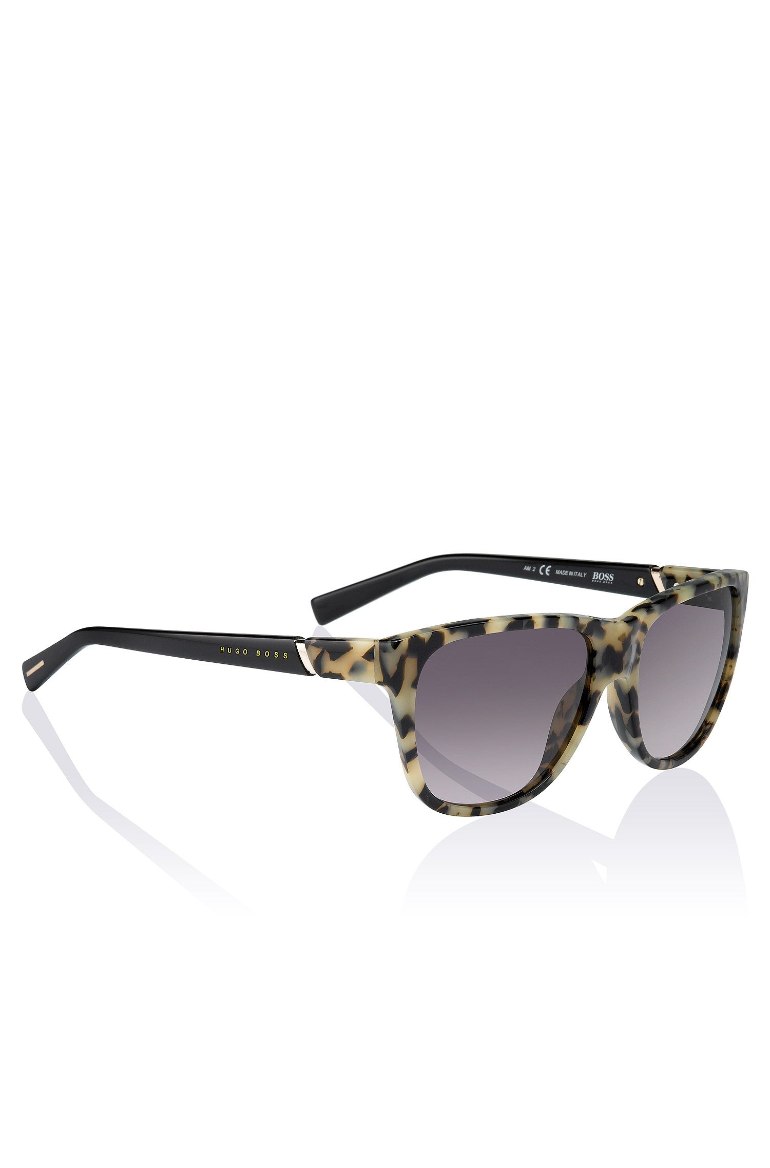 Sonnenbrille ´BOSS 0526/S` mit Golddetails