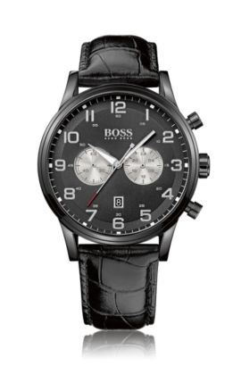 Chronographe hommes « HB6014 », Assorted-Pre-Pack