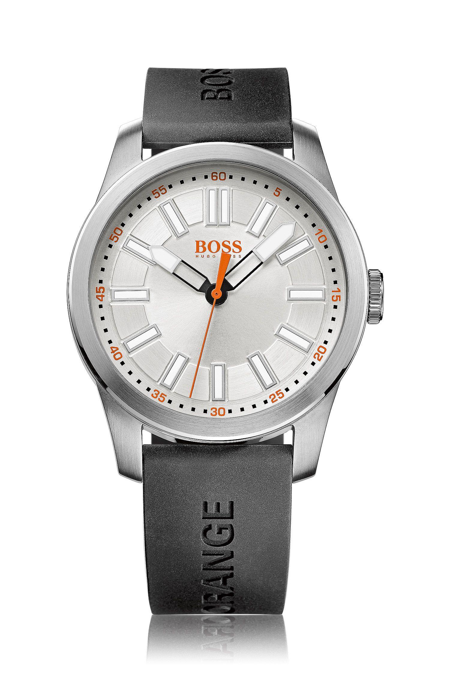 Armbanduhr ´HO7001` mit Silikonarmband