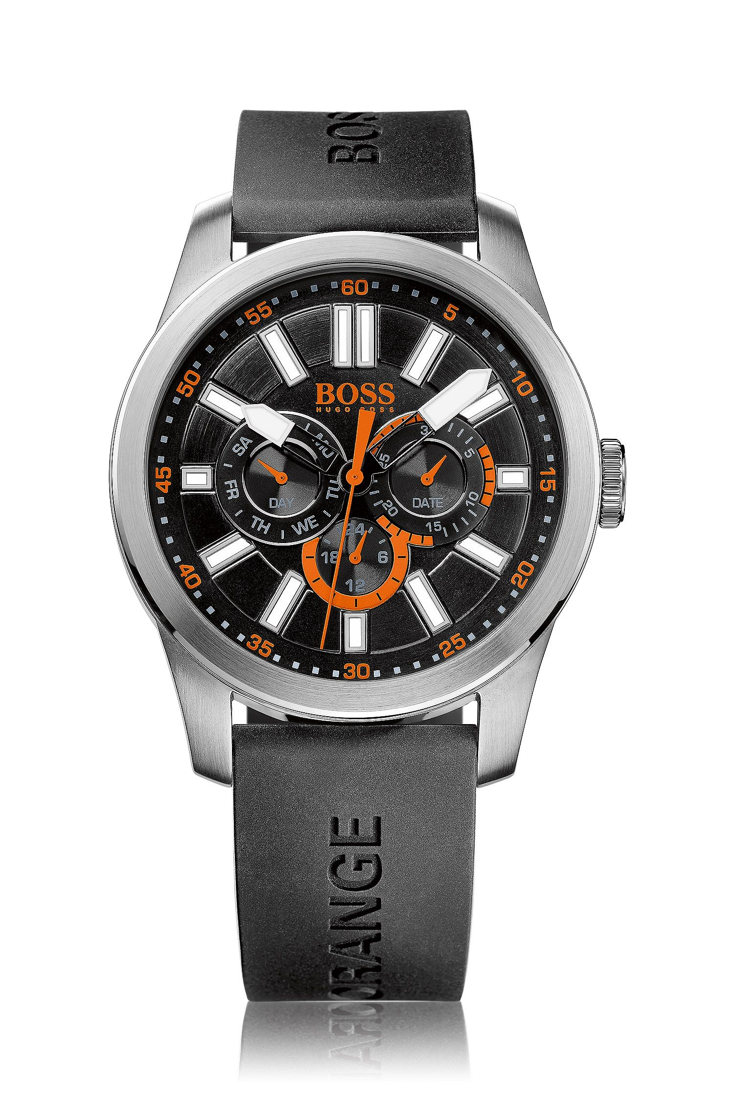 Armbanduhr ´HO7000` mit Silikon-Armband
