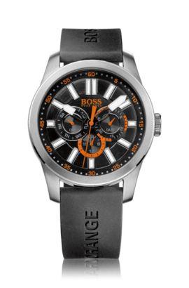 Armbanduhr ´HO7000` mit Silikon-Armband, Assorted-Pre-Pack