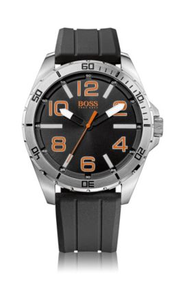 Montre-bracelet «HO7004» avec boîtier en acier inoxydable, Assorted-Pre-Pack