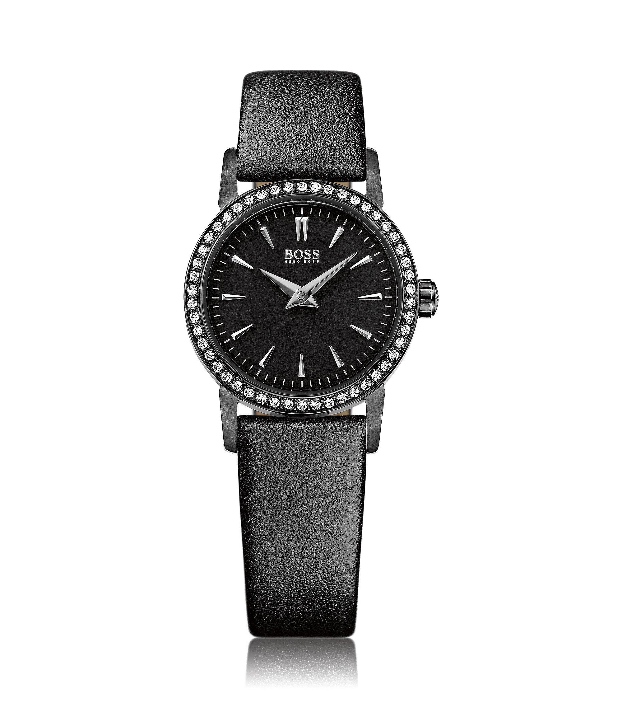 Armbanduhr ´HB6020` mit Edelstahlgehäuse, Assorted-Pre-Pack