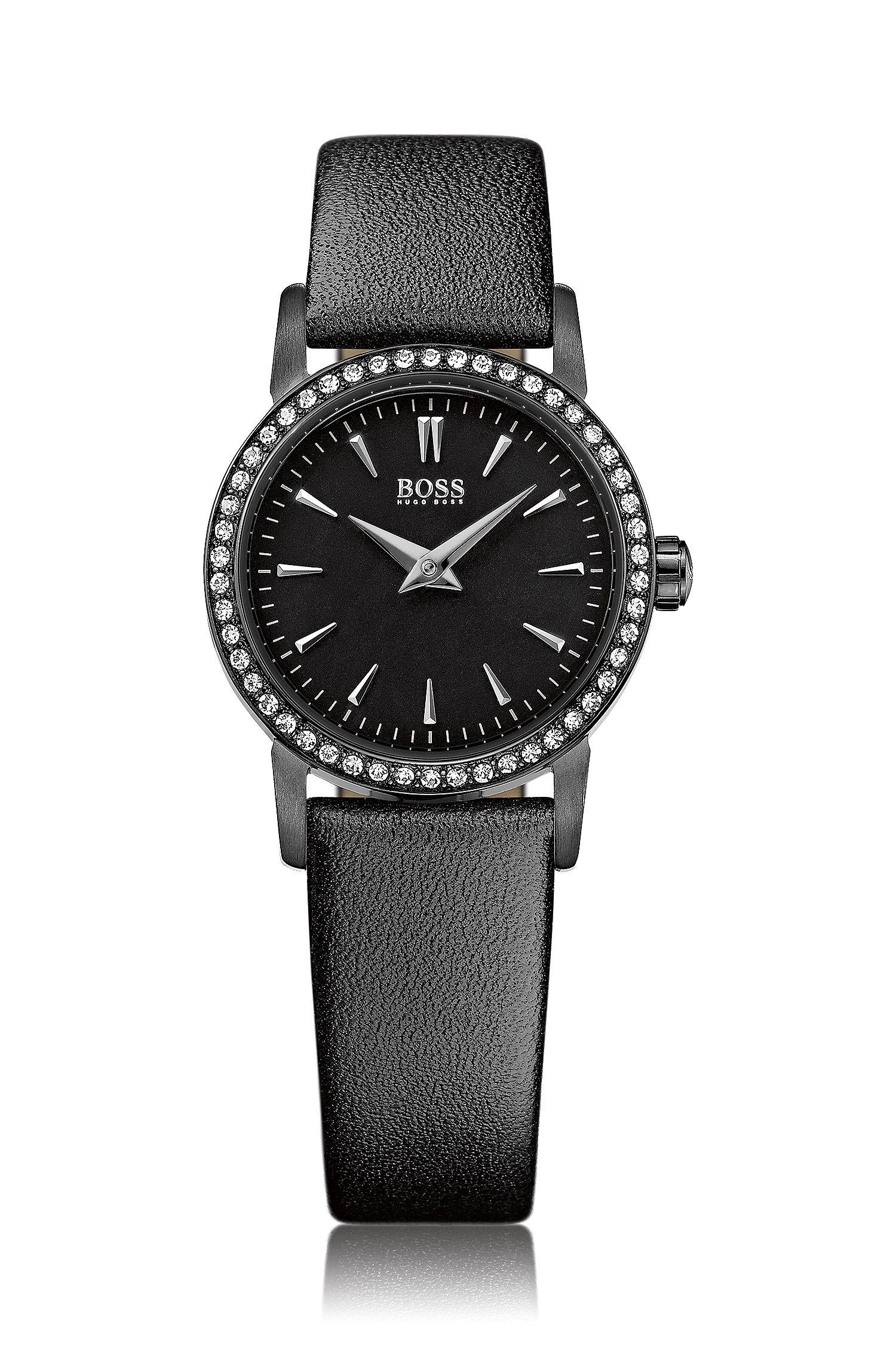 Armbanduhr ´HB6020` mit Edelstahlgehäuse