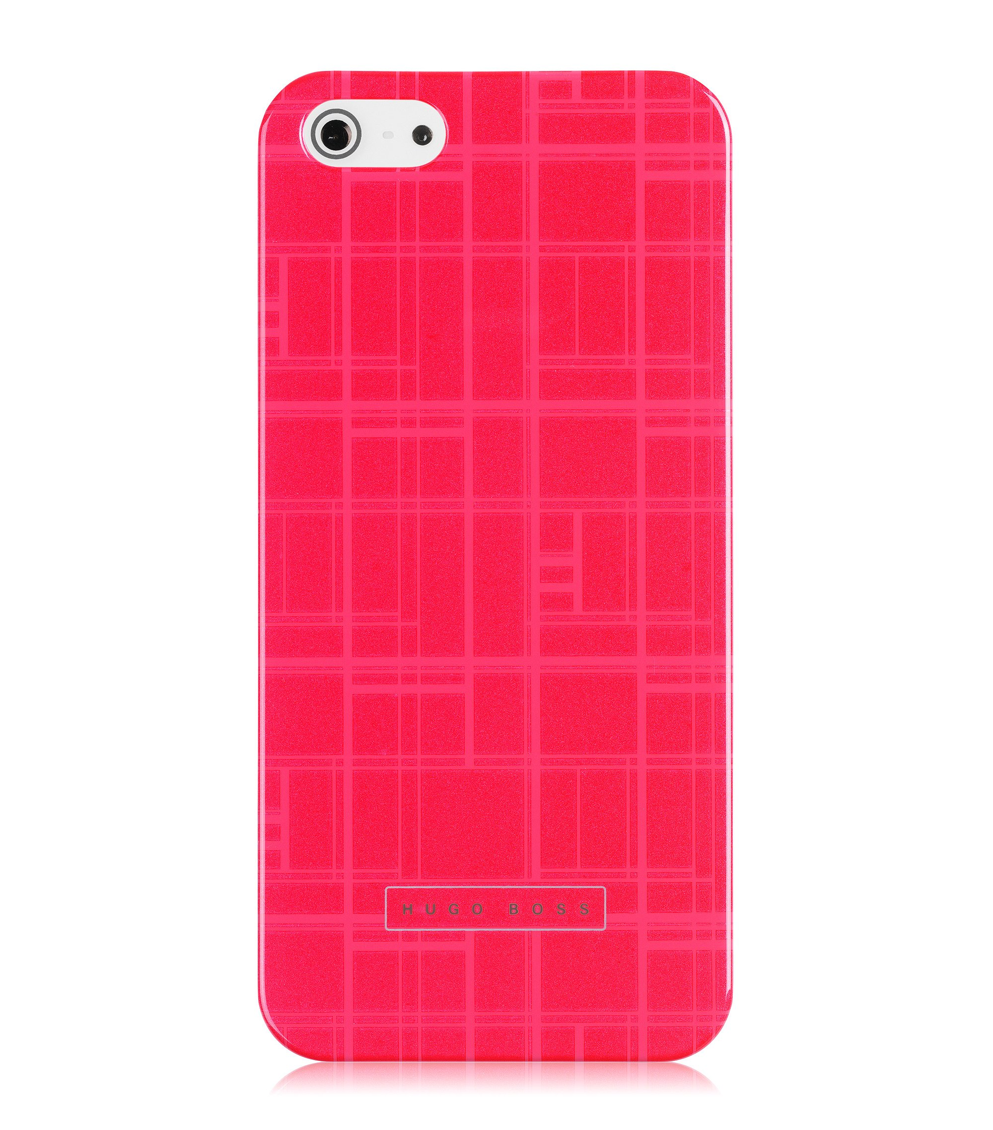 Hardcover 'Catwalk IP5 Pink' voor iPhone 5/5S, Pink