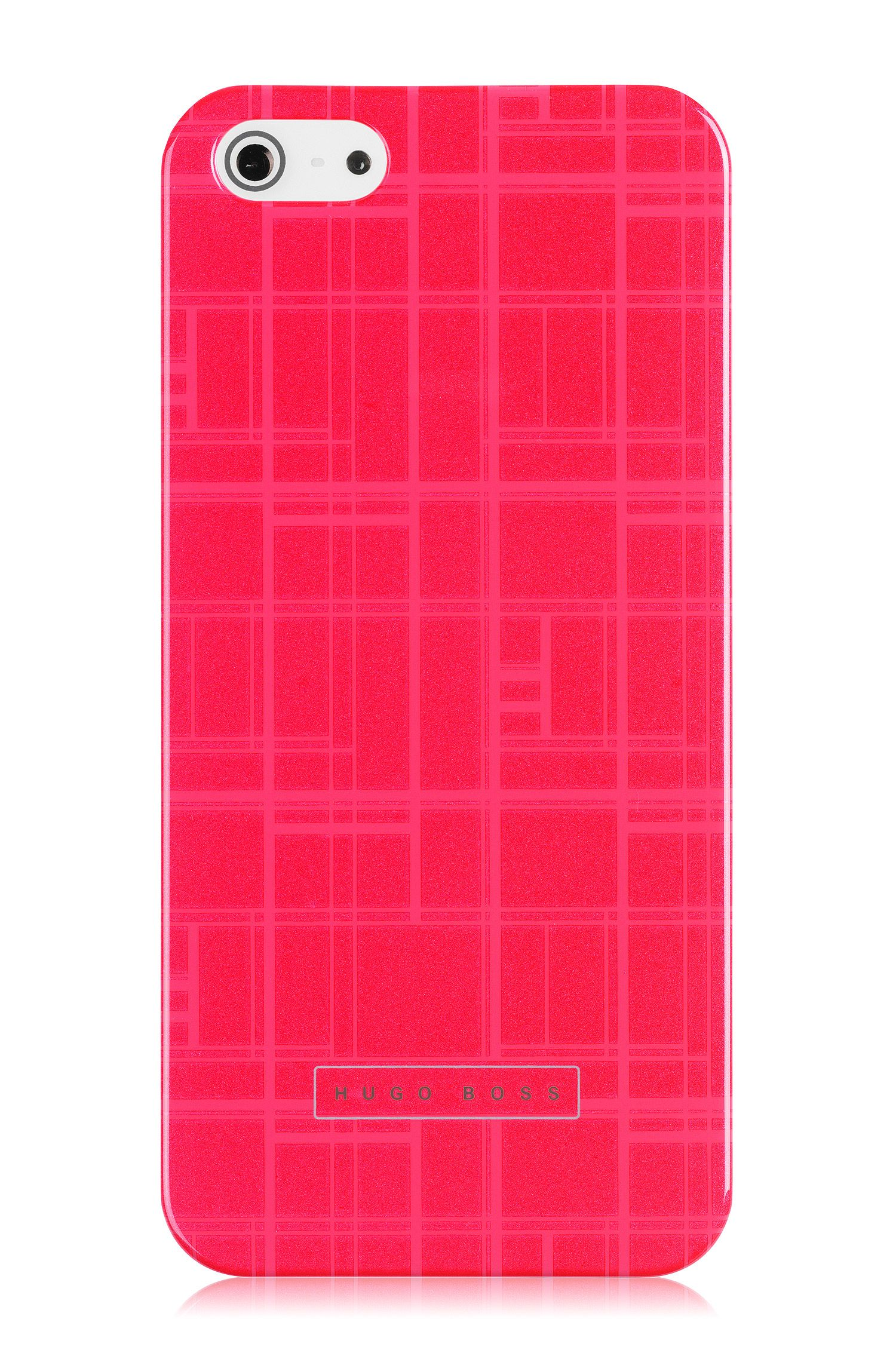 Hardcover 'Catwalk IP5 Pink' voor iPhone 5/5S