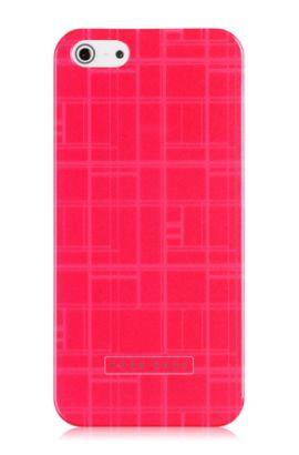 Hardcover 'Catwalk IP5 Pink' voor iPhone 5/5S, Pink