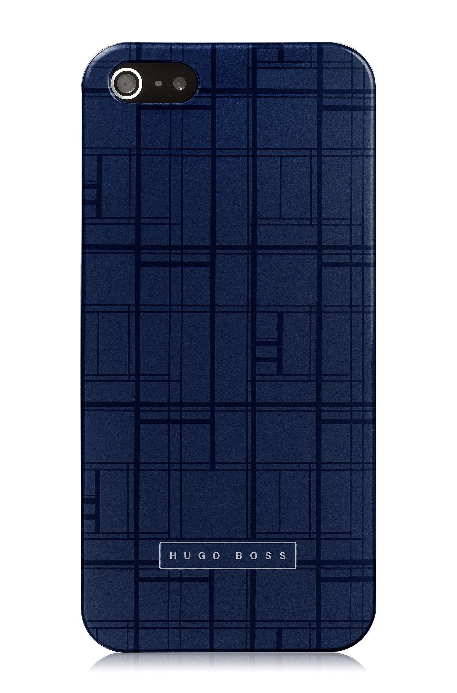Hard Cover ´Catwalk IP5 Blue` für iPhone 5/5s