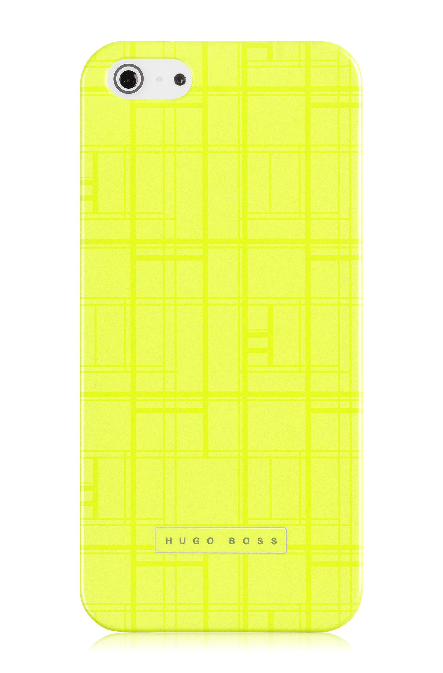 Coque «Catwalk IP5 Yellow» pour iPhone 5/5s