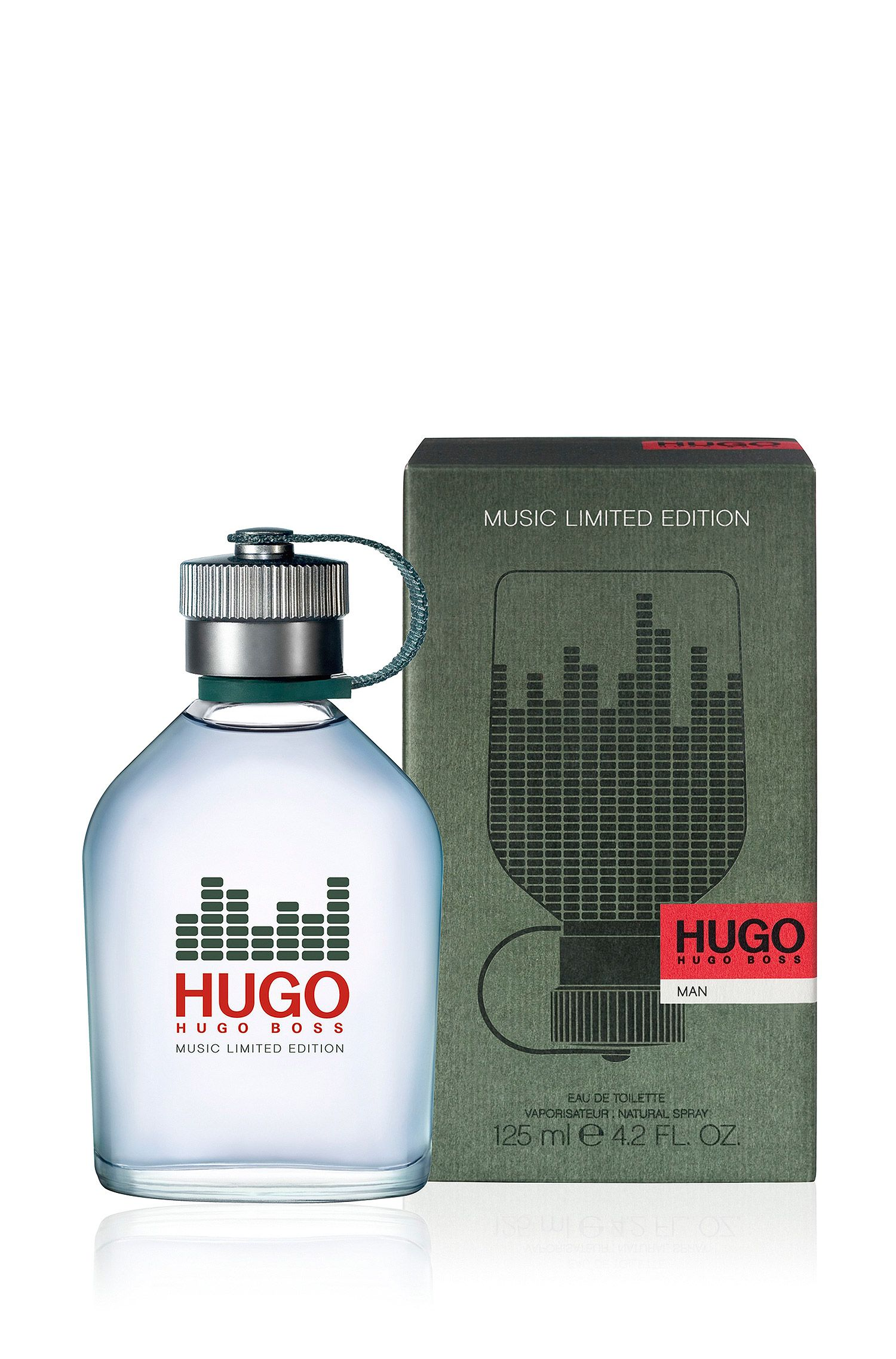 Fragrance 'HUGO 125 ml - Music Edition'