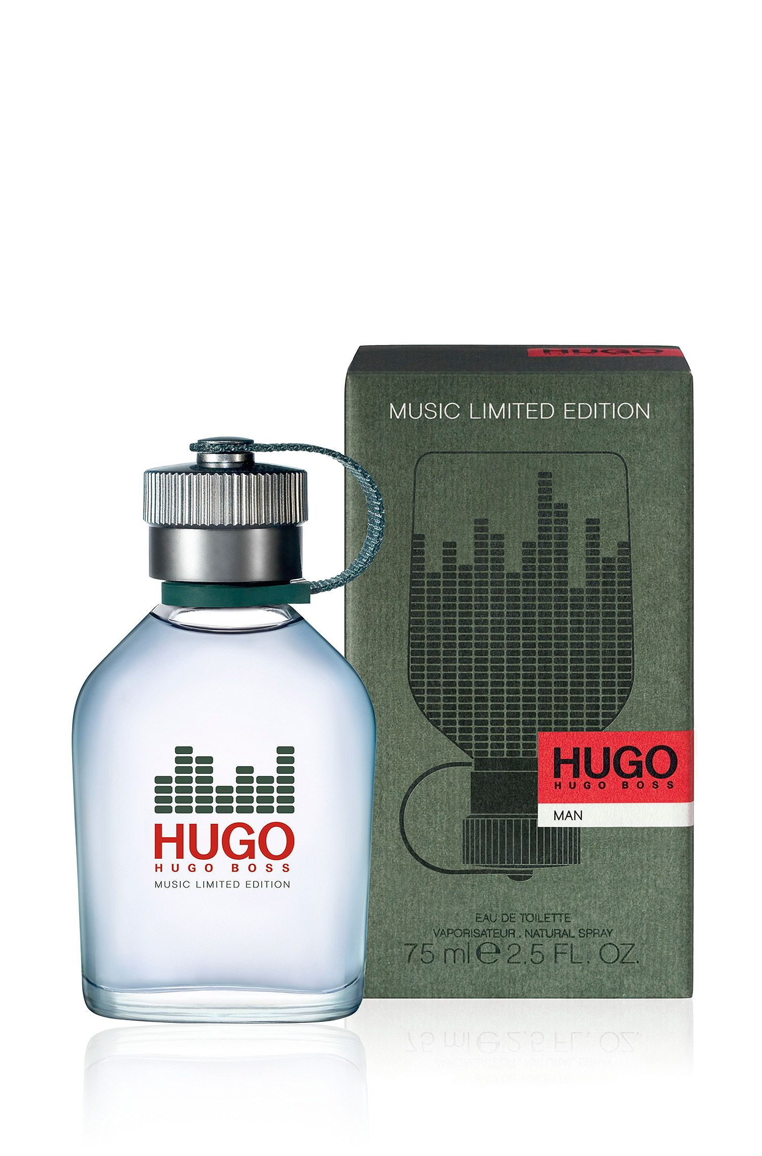 Geur 'HUGO 75 ml - Music Edition'