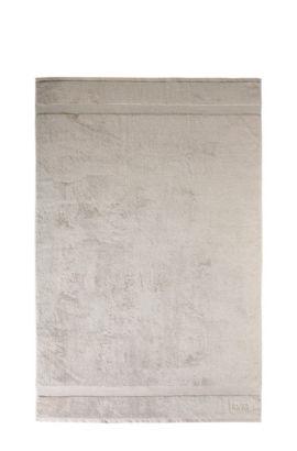 Badetuch aus Baumwolle: 'LOFT NuDE100x150', Hellbeige