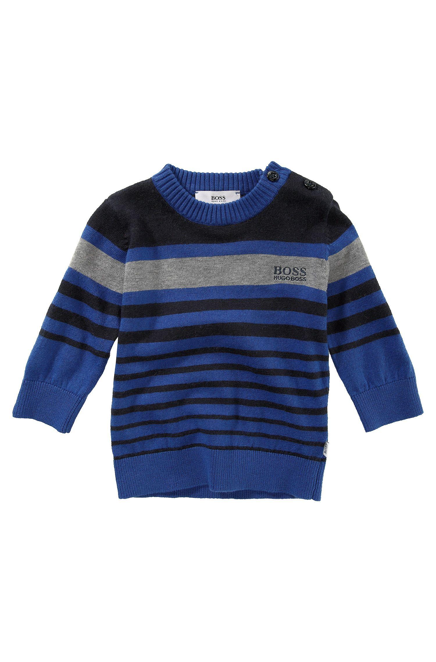 Kids Pullover ´J05246/829` aus Baumwollkomposition