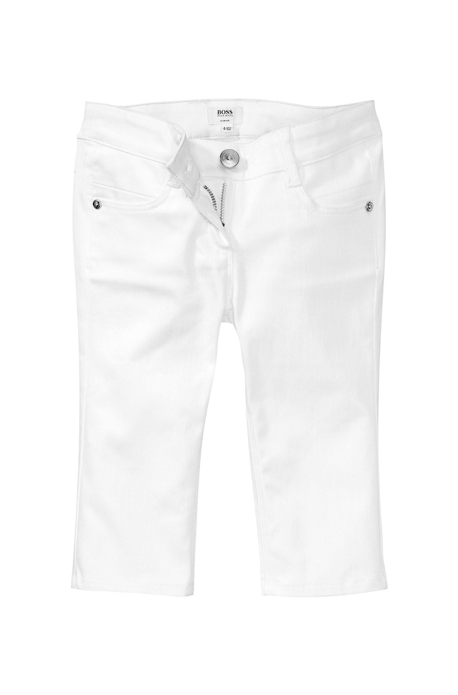 Jeans 'J14108' van katoen met elastaan