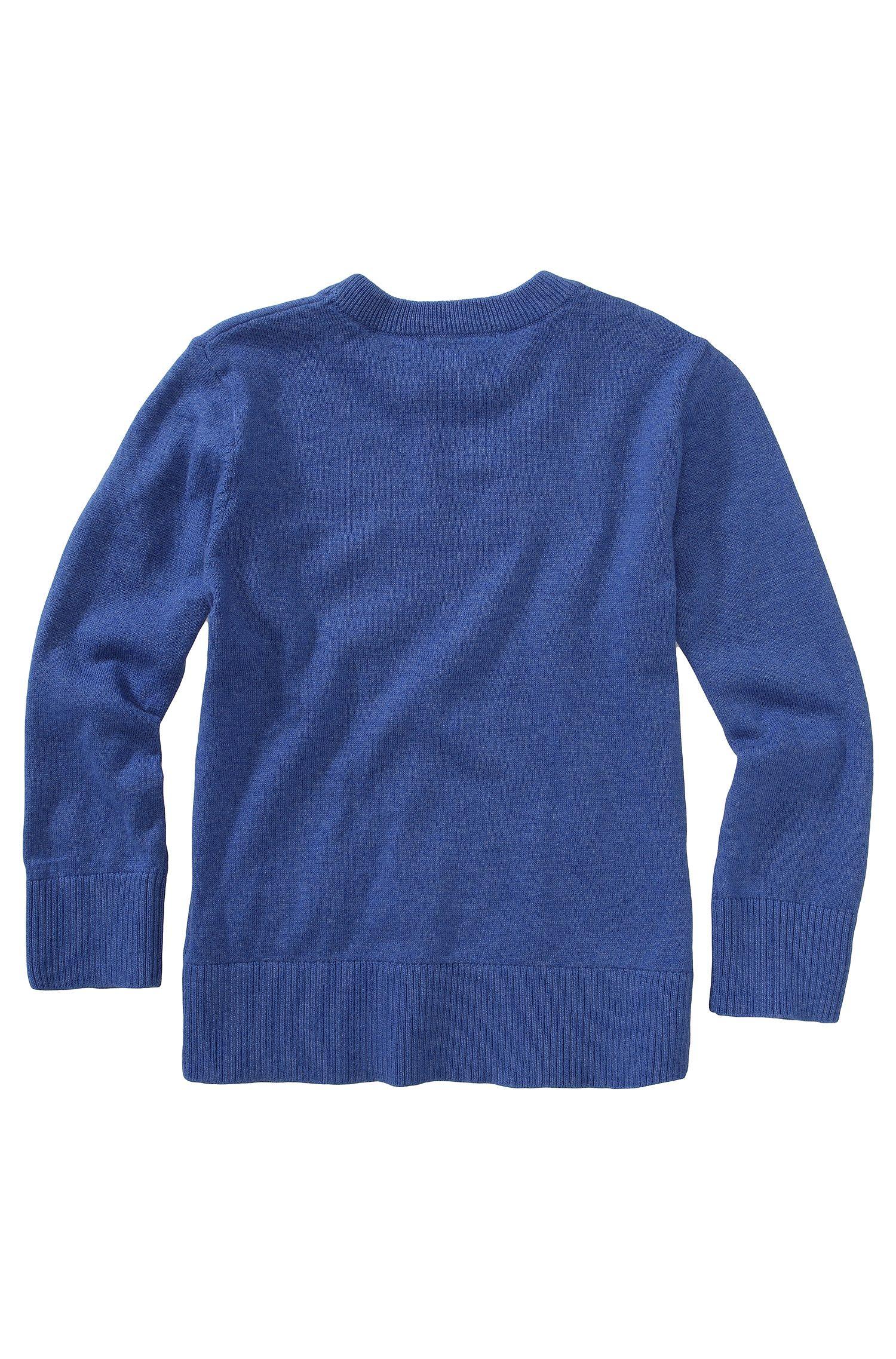 Kids Pullover ´J25550/J36` aus Baumwollkomposition