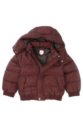 Kids Outdoor-Jacke ´J26167/958`, Dunkelrot