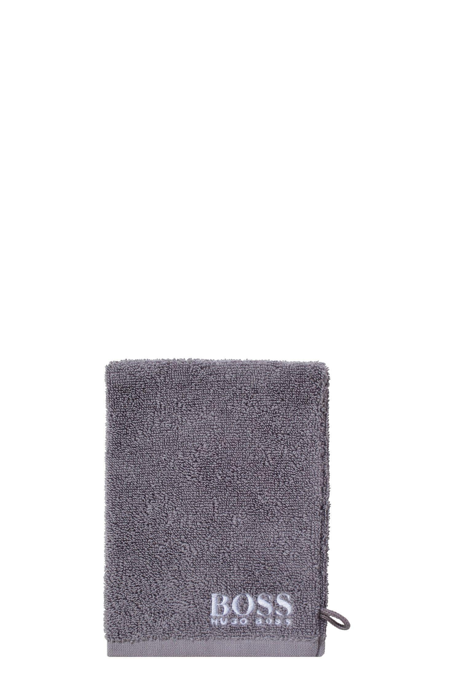 Wasch-Handschuh aus Baumwolle: 'PLAIN Touareg 015x021'