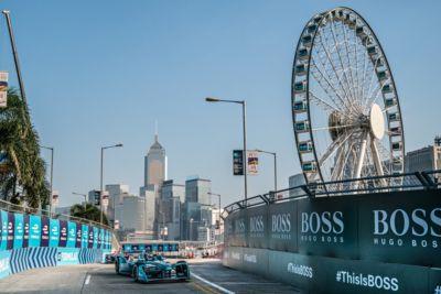 BOSS x Formule E