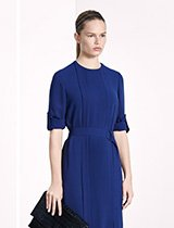 Blue dress by BOSS