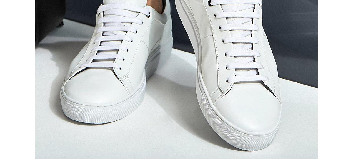 运动鞋的 10 条穿搭法则 风格指南  - eMAG HUGO BOSS