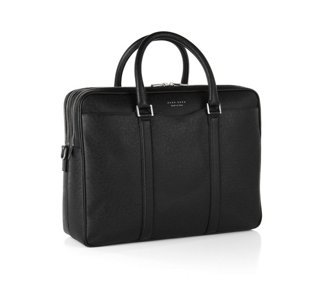 Black business bag by BOSS