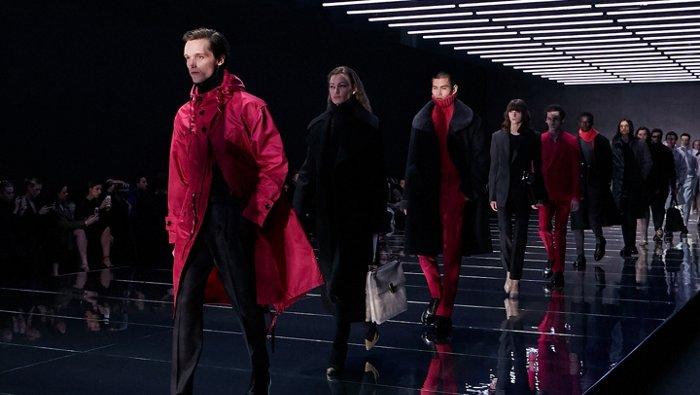 BOSS Fashion Show