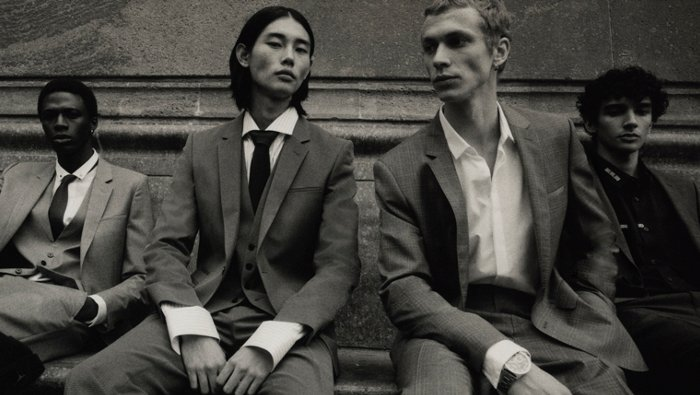 HUGO suit collection for spring summer 2020
