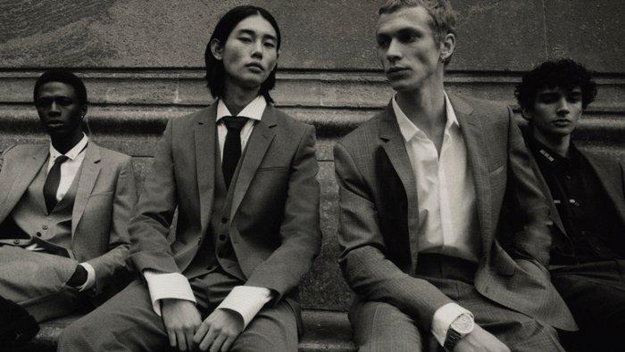 HUGO Anzug-Kollektion für Frühjahr/Sommer2020